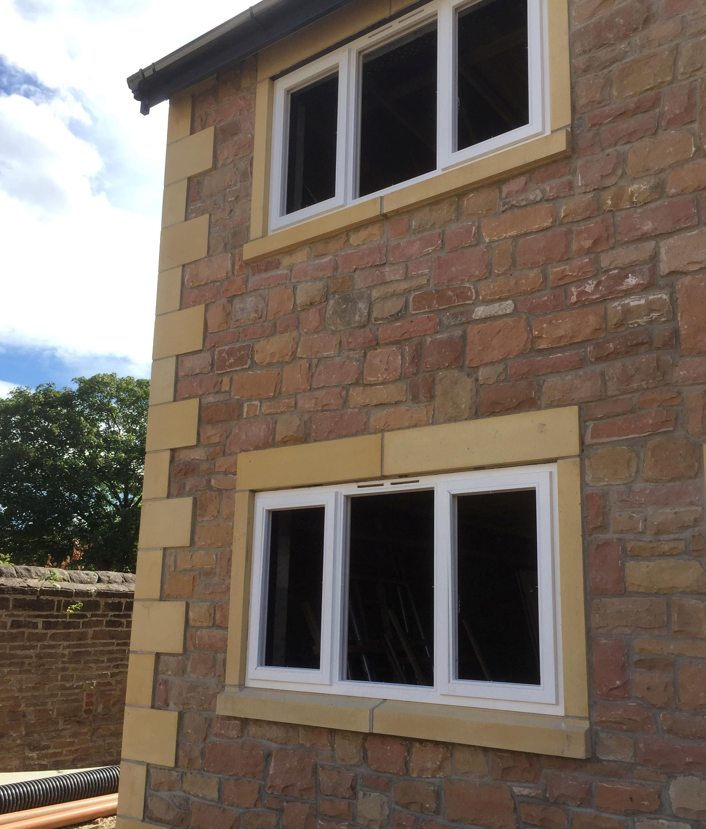 Bathstone Quoins, Heads, Cills and Jambs
